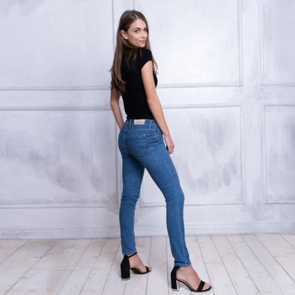 Modello Amalfi - Jeans Donna - Francesco Rizzo Jeans