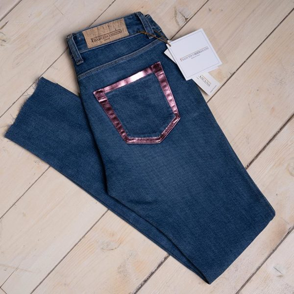 amalfi exclusive edition - francesco rizzo jeans