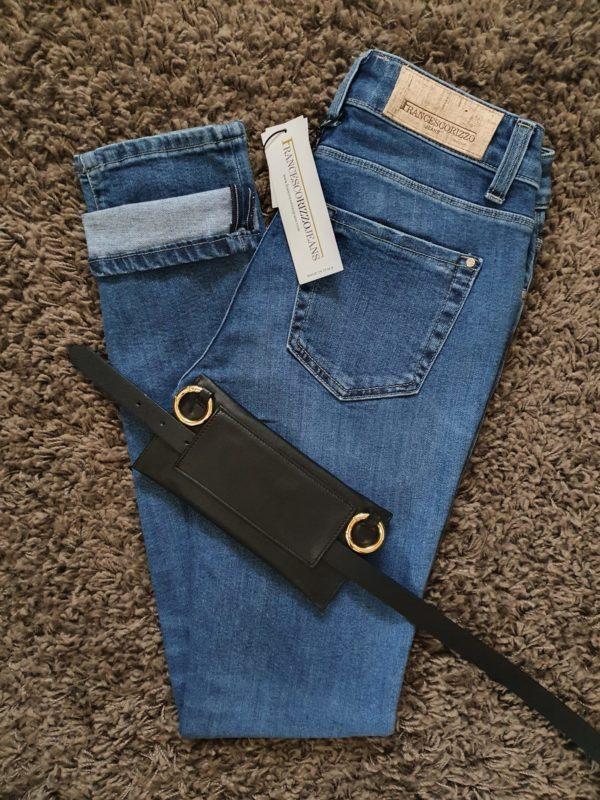 Francesco rizzo jeans - modello jeans donna AMALFI CITY